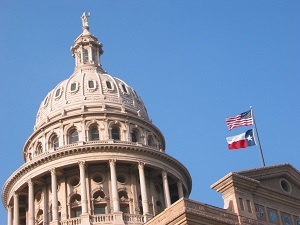 Picture of the Texas Capitol-Legislative